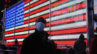Investors are keeping a close eye on the US election, which comes against the backdrop of the coronavirus pandemic