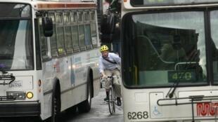La ville de San Francisco a récemment adopté un projet de création de nouvelles pistes cyclables.