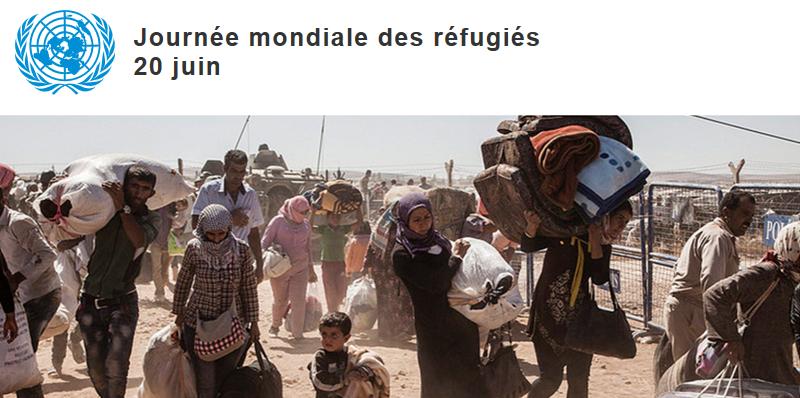بیستم ژوئن، روز جهانی پناهجویان
