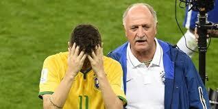 Scolari assumiu totalmente a derrota da sua selecção
