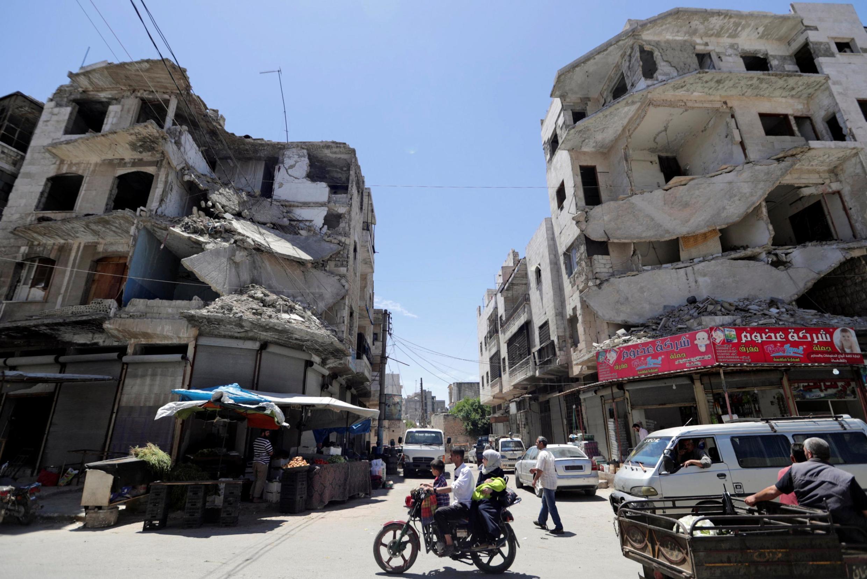 Idlib, Siria, el 25 de mayo de 2019.