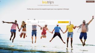 Beetrip's est une plateforme de services qui fait le lien entre les expatriés.