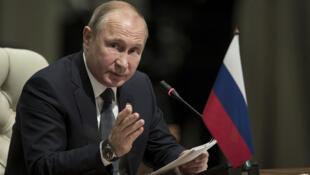 俄國總統普京