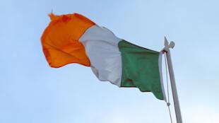 Drapeau d'Irlande.