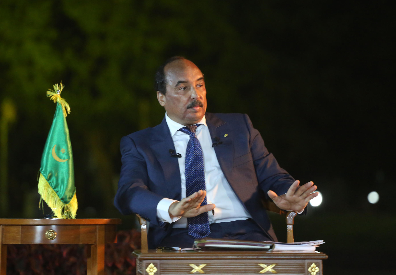 Mohamed Ould Abdel Aziz, shugaban Mauratania