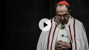 法国红衣主教巴尔巴林涉嫌10多年前掩盖当地牧师对儿童性侵受起诉 1月7日开庭