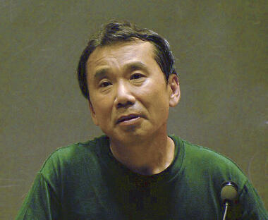Haruki Murakami, nuevamente entre los favoritos para quedarse con el Nobel de Literatura.
