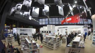 کره جنوبی مهمان ویژه سی و ششمین نمایشگاه کتاب پاریس بود