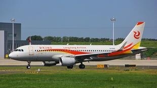 Longjiang_Airlines(LJ)_A320(B-8980)_at_Harbin_Taiping_Airport-HRB