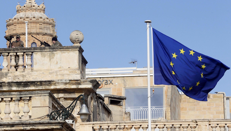 Thượng đỉnh châu Âu được tổ chức tại Malta, ngày 03/02/2017.