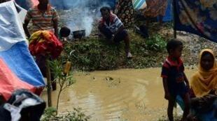 孟加拉国的罗兴亚难民营卫生和医疗条件堪忧