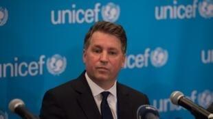 Le numéro deux de l'Unicef, Justin Forsyth, a démissionné après avoir eu des comportements inappropriés avec des femmes.