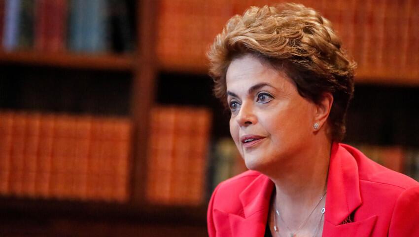 Dilma Rousseff concedeu entrevista exclusiva à RFI nesta segunda-feira, 25 de julho.