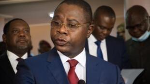 Henri-Marie Dondra - premier ministre - Centrafrique - RCA
