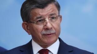 L'ex-Premier ministre d'Erdogan, Ahmet Davutoglu lance son propre parti. Il devrait s'appeler Le Parti du Futur