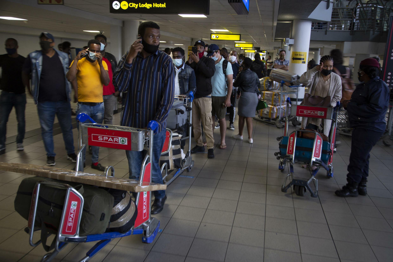 Afrique du Sud - Johannesburg - Aéroport