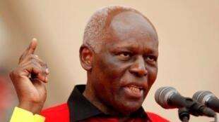 Жозе Эдуарду душ Сантуш, бессменный президент Анголы с 1979 г., снова выдвинул свою кандидатуру на новый пятилетний срок