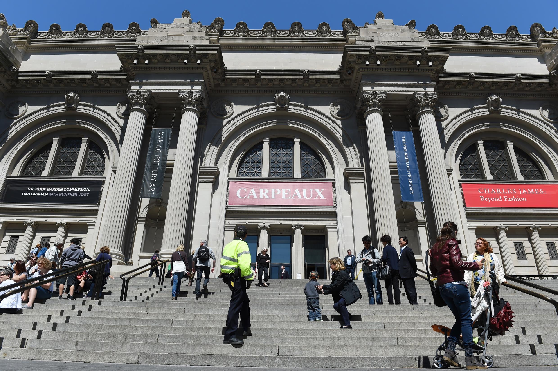 El Museo Metropolitano de Nueva York reabrirá sus puertas a visitantes el 29 de agosto, tras casi seis meses de cierre, pero solo a un 25% de su capacidad máxima para respetar el distanciamiento social