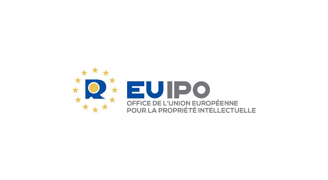 Logo de l'Office de l'Union européenne pour la propriété intellectuelle. (l'Euipo)