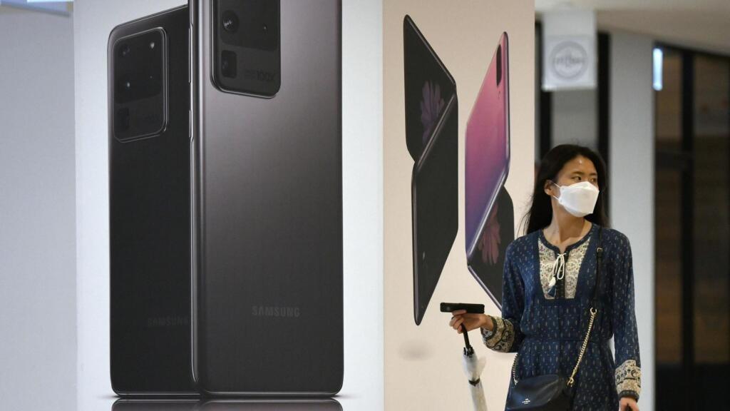 Smartphones: détrôné par Huawei, Samsung n'a pas dit son dernier mot