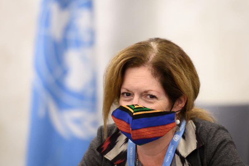 Стефани Уильямс, исполняющая обязанности спецпосланника генсека ООН по Ливии