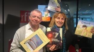 Stéphane Heuet a adapté l'oeuvre de Marcel Proust en BD et Nadia Gibert a édité l'adaptation de Marguerite Duras par Kan Takahama.