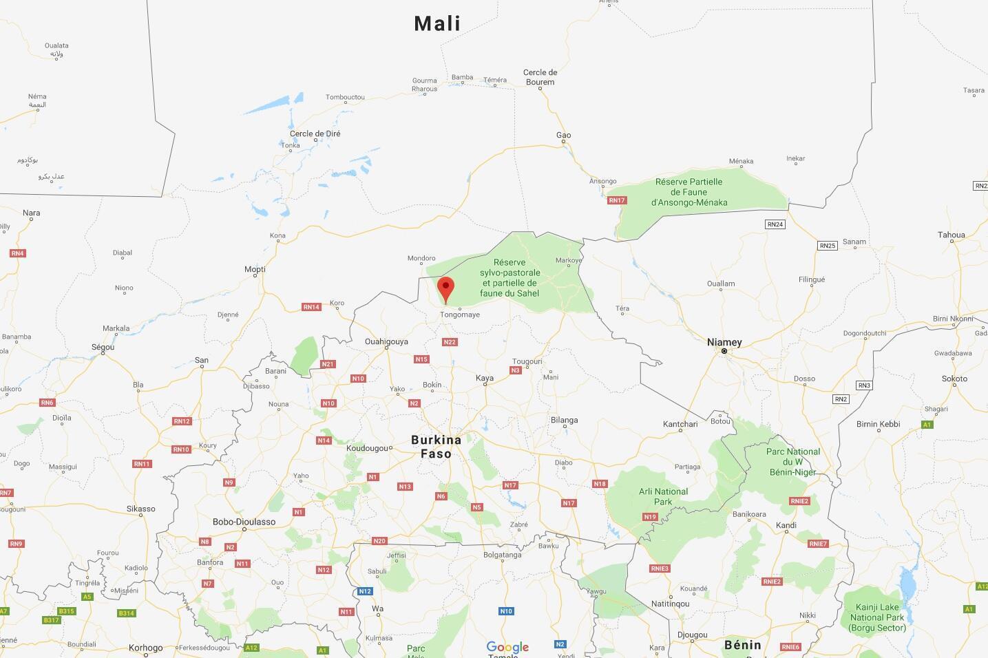 La ville de Djibo est le chef-lieu du Soum au nord du Burkina Faso.