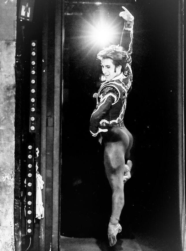 Um dos sonhos do bailarino Norton Fantinel era abrir sua própria companhia de dança.