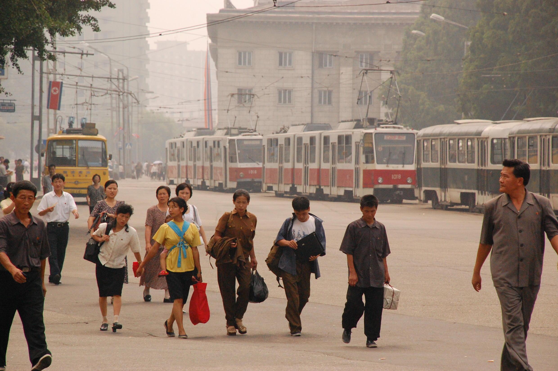 Las ONGs denuncian que ahora con Kim Jong Un en el poder, se ha intensificado el control para que nadie cruce la frontera de norte a sur.