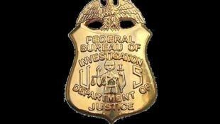 La insignia del FBI.