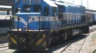 Comboios voltam a circular no Niassa
