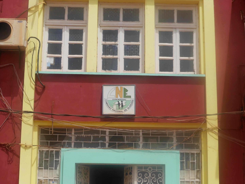 Comissão Nacional de Eleições em Bissau