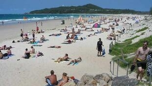 Byron Bay in New South Wales