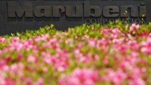 Le siège social de Marubeni corporation, à Tokyo, au Japon, le 29 mai 2012.