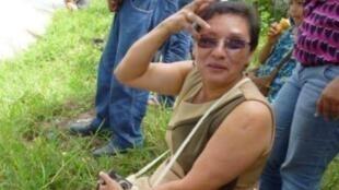 Lesbia Janeth Urquía, otra ambientalista que ha sido asesinada en Honduras. 08/07/2016