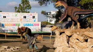 Festival vai contar com presença de dinossauros