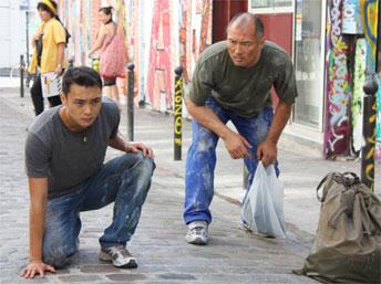 «Shanghai-Belleville», de Show-Chun Lee.