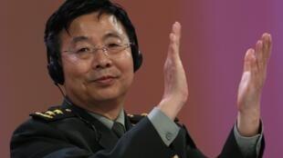 Wang Guanzhong, chef de la délégation chinoise, a mené la contre-offensive chinoise face aux attaques des Etats-Unis et du Japon, Singapour, le 1er juin 2014.