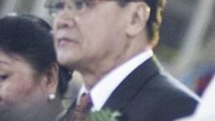 នាយករដ្ឋមន្ត្រីឡាវ លោក  Thongsi Thammavong