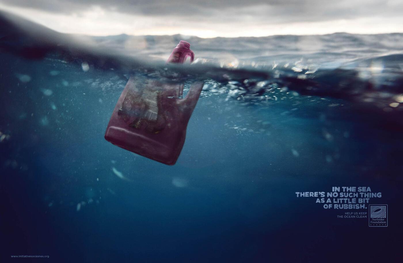 El mar Mediterráneo es uno de los más contaminados del mundo.