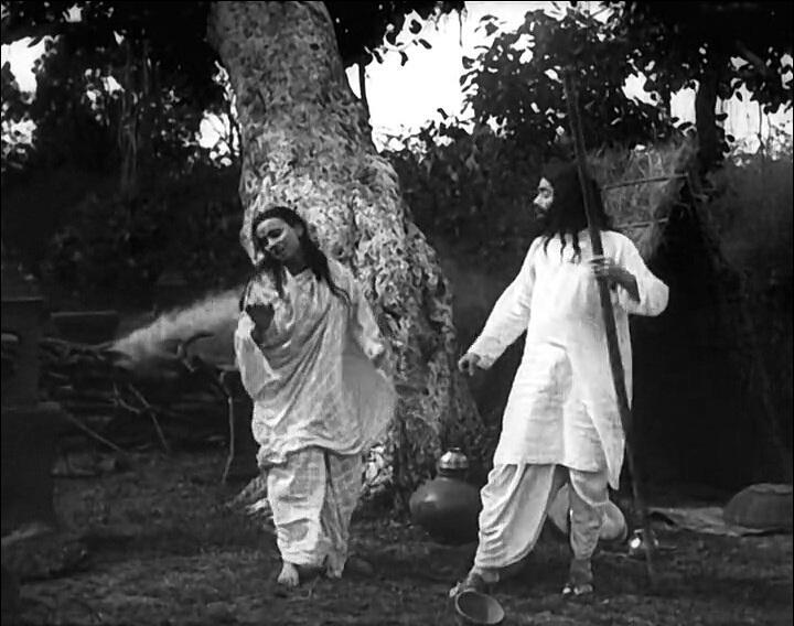 """Raja Harishchandra"", fiction de D.G. Phalke, 1913, 16', muet, inédit."
