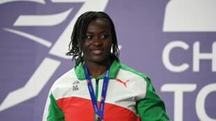 Auriol Dongmo - Portugal - Jogos Olímpicos - Desporto - Camarões - Lançamento do Peso - Tóquio - Tokyo - JO 2020