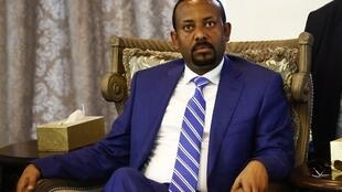 Le Premier ministre éthiopien Abiy Ahmed (illustration).