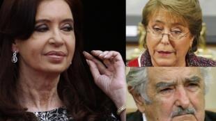 Para os líderes sul-americanos, o Mundial de 2014 é também uma oportunidade de articular jogos políticos.