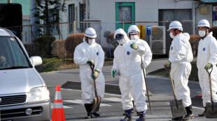 La ferme d'où provenaient les animaux fortement contaminés au césium était  située non loin de Minamisoma, dans la préfecture de Fukushima.