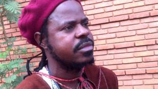 Boucary Ombotimbé, réalisateur malien de « Barkomo » (La Grotte), en lice pour l'Etalon d'or au Fespaco 2019.