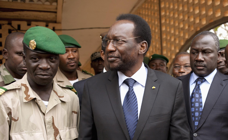 Amadou Haya Sanogo.