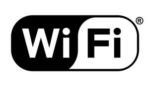 Le logo Wi-Fi.
