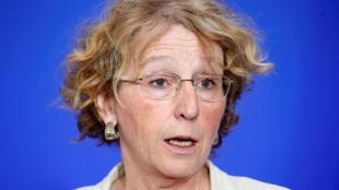 Employment Minister Muriel Pénicaud