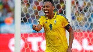 Skipper Pierre-Emerick Aubameyang has scored in both of Gabon's games at the 2017 Africa Cup of Nations.